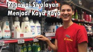 Pegawai Swalayan Menjadi Kaya Raya1